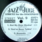 V.A. : JAZZ JUICE  VOL. 9