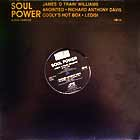 V.A. : SOUL POWER  ALBUM SAMPLER