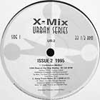 V.A. : X-MIX URBAN SERIES  ISSUE 2 1995