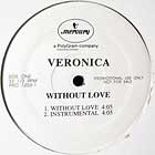 VERONICA : WITHOUT LOVE