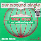 VIOLA WILLS : IF YOU COULD READ MY MIND  (SPECIAL U.S. DISCO-NET VERSION)