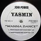 YASMIN : WANNA DANCE