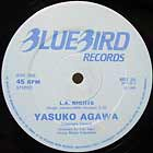 YASUKO AGAWA  (阿川泰子) : L.A. NIGHTS  / NEW YORK AFTERNOON