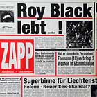 ZAPP : ROY BLACK LEBT!