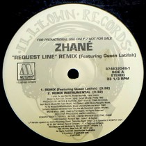 ZHANE  ft. QUEEN LATIFAH : REQUEST LINE  (REMIX)